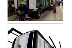 Pochoir metro
